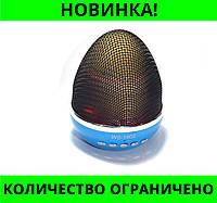 Колонка WSTER WS-1802 яйцо фаберже FM!Розница и Опт, фото 1
