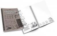 """Набор креативного творчества """"SKETCH BOOK""""  (40 штук в упаковке)"""