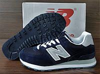 Женские кроссовки New Balance 574 Последняя пара 39 - на стопу 24.5см