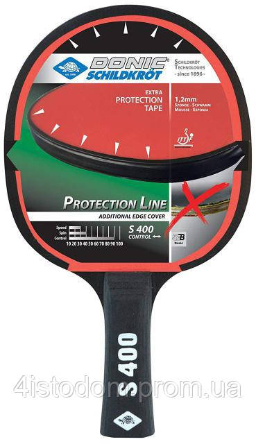 Ракетка для пинг-понга Donic Protection line 400