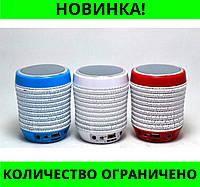 Портативная колонка Bluetooth WS-1805 со светомузыкой!Розница и Опт, фото 1