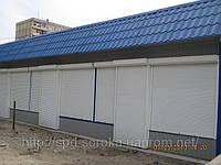Роллеты защитные для окон и витрин в Киеве недорого, фото 1