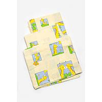 Комплект постельного белья в кроватку для новорожденных (унисекс) 03-00485-1