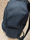 Рюкзак Vans с кожаным дном Унисекс Спортивный городской стильный только ОПТ, фото 3