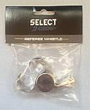 Свисток SELECT (металлический, с креплением на палец), фото 2