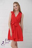 f889cbf6609 Интернет-магазин Family shop. г. Киев. Сарафан «Ассоль» - распродажа модели  красный