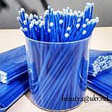 Микробраши, сині,100 шт, 2,5 мм, м'яка упаковка., фото 3
