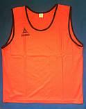 Манишка тренировочная SELECT Super (красная), фото 2