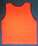 Манишка тренировочная SELECT Super (красная), фото 3