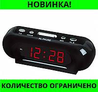 Электронные сетевые часы VST 716-1!Розница и Опт, фото 1