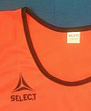 Манишка тренировочная SELECT Super (красная), фото 4