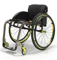 Спортивные инвалидные коляски. Инновационные технологии