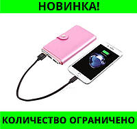 Power bank WUW Y22 7500mAh Pink!Розница и Опт, фото 1