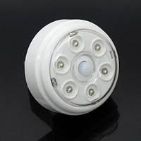 Led лампа с датчиком движения на батарейках