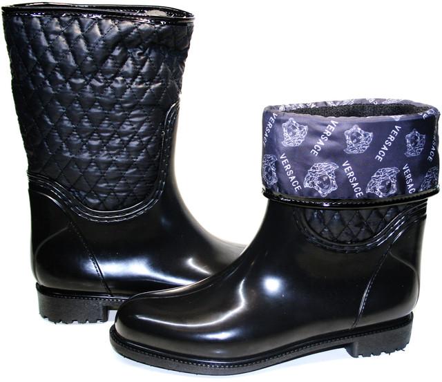 Резиновая обувь для города Valex 46109-622 - стильная внешность в любую погоду.