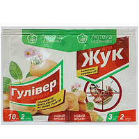 Инсектицид АТО Жук 3 мл.+Гуливер Стимул, Аптека Садівника