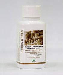Капсулы с мицелием мацутаке плюс Грин Ворлд 100 капсул по 500 мг,купить,цена.