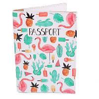 Обложка для паспорта Passporty Женская обложка для паспорта PASSPORTY (ПАСПОРТУ) KRIV192, фото 1