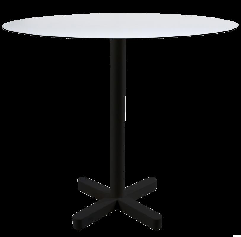 База стола Kross 63x63x73 см чорна Papatya