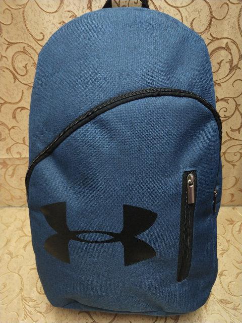 Рюкзак городской в стиле UNDER ARMOUR синий