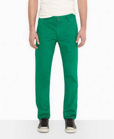 Брюки Levis 511 - Cadmium Green