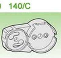 Лампостартеродержатель Stucchi 3142/C-TR G13 накидной (Италия)