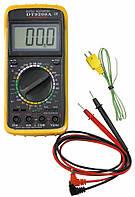Цифровой тестер мультиметр multimeter DT 9208A