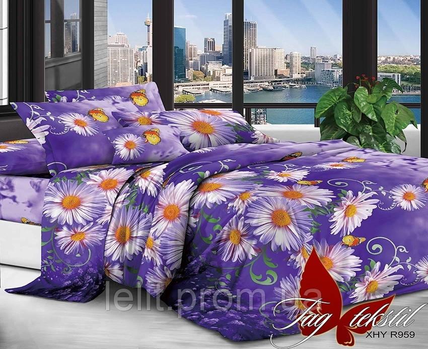 Полуторный комплект постельного белья XHY959