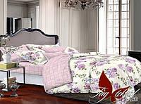 Полуторный комплект постельного белья с компаньоном S160