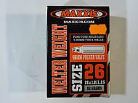 Велокамера Maxxis 26x1.0/1.25 F/V