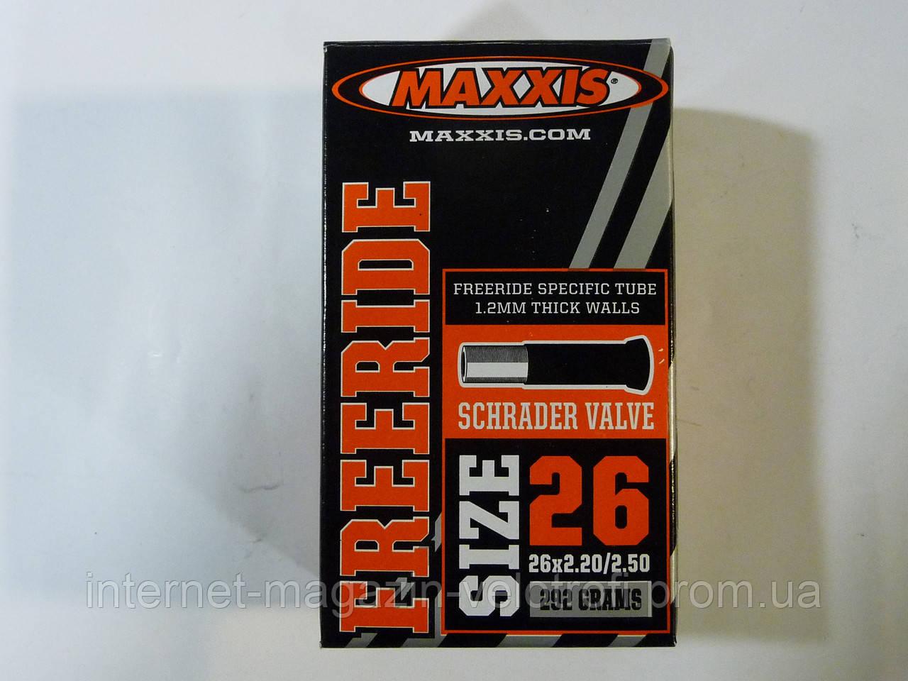 Велокамера Maxxis 26x2.20/2.50 A/V
