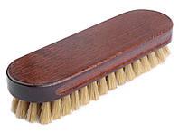 Щетка лакированная FAVORIT, стандарт, натуральный ворс, 16,5*5,1 см
