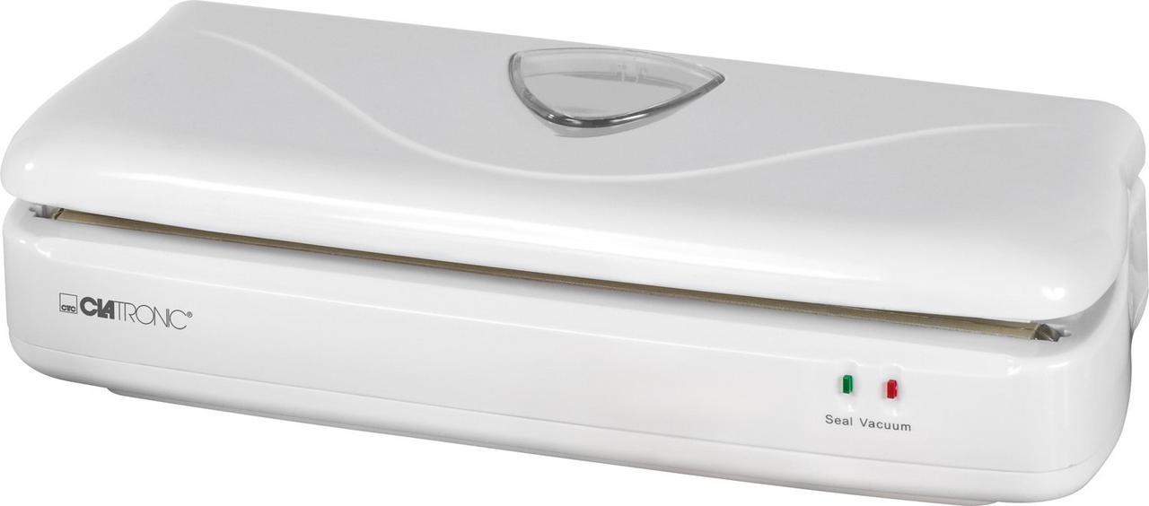 Апарат для пакування Clatronic FS 3261 ширина плівки до 30 см
