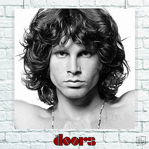 Постер The Doors, Jim Morrison (60x60см)