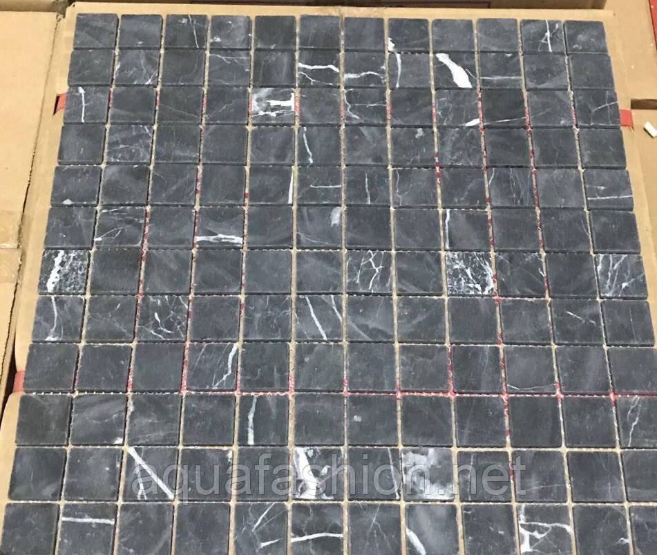 Сіра мозаїка з натурального каменю Vivacer SPT122 Китай