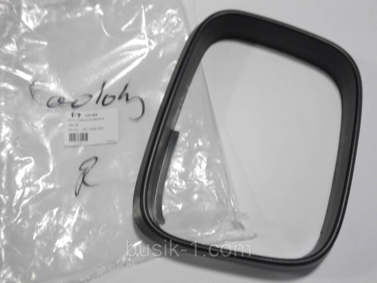 Рамка передняя правого зеркала T5, Caddy, фото 1