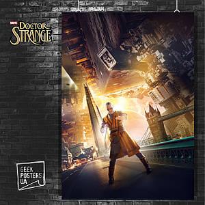 Постер Doctor Strange, Доктор Стренжд (антагонист). Размер 60x41см (A2). Глянцевая бумага