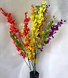 Искусственная ветка орхидеи, фото 2