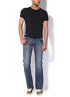 Классические прямые джинсы с низкой посадкой