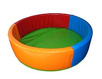 Сухой бассейн KIDIGO Круг 1.5 м (hub_CoBe95014)