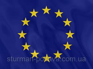 Прапор Євросоюзу розмір 150х90