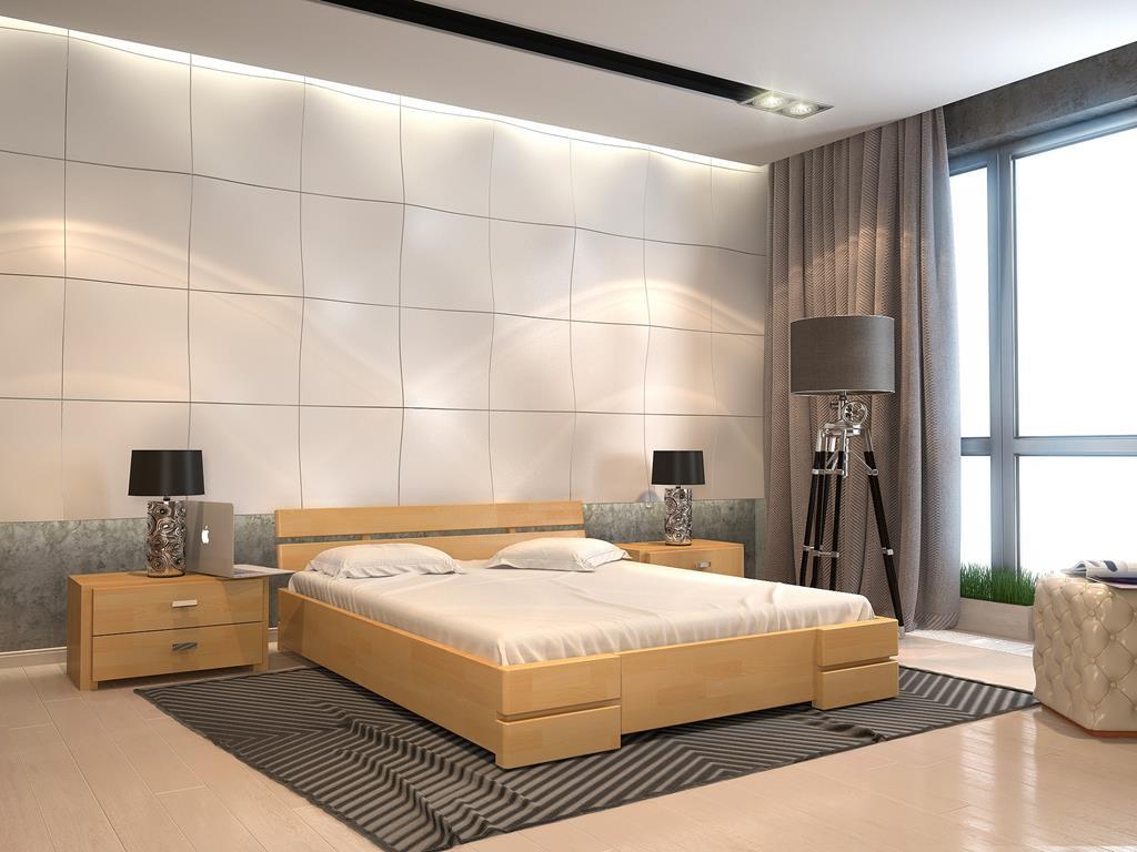 Кровать двуспальная Дали