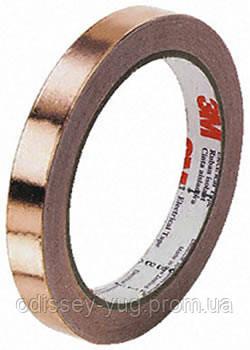 Медная лента 3M™ 1194 с не проводящим ток клеем