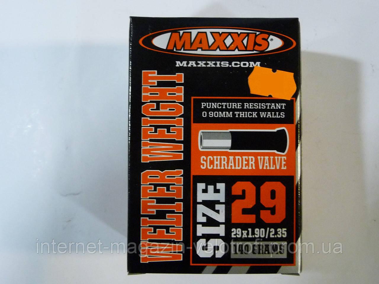 Велокамера Maxxis 29x1.90/2.35 A/V