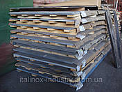 Нержавеющий лист AISI 430 08X17 0,5 х 1000 х 2000 2В, фото 3