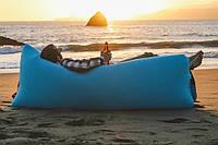 ЛАМЗАК Hangout  – надувной лежак шезлонг