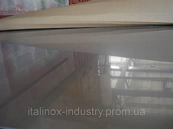 Нержавеющий лист 04X17 0,8 - 1 х 1250 х 2500, фото 2
