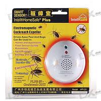 Интеллектуальный магнитно-резонансный отпугиватель тараканов в помещениях до 80 кв. метров