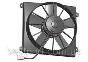 Вентилятор Spal 24V, вытяжной, VA17-BP70/LL-39A