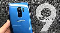 "Samsung (Самсунг S9+) Galaxy S9 Plus EDGE 6.2"" 64Gb. 8-Ядер. Реплика Корея. Металлик"